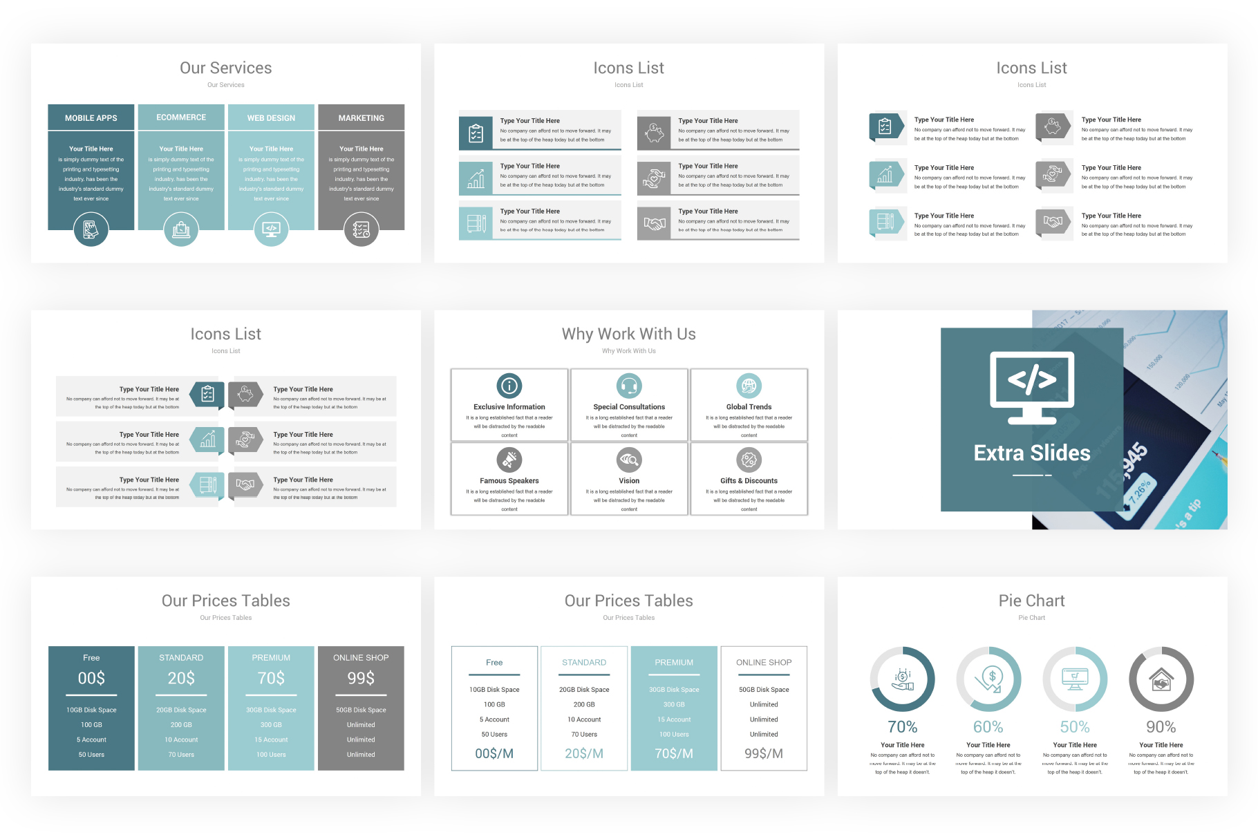 Marketing Plan PowerPoint Presentation Template example image 25