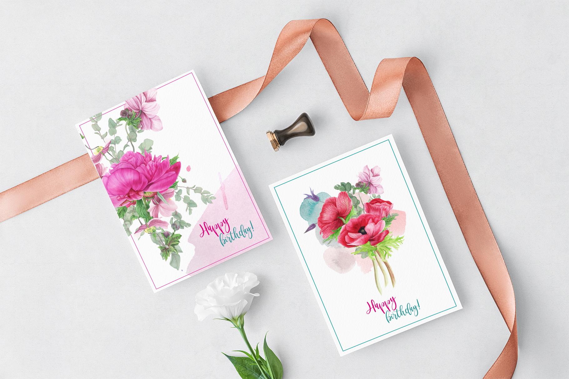 Flowers bundle example image 5