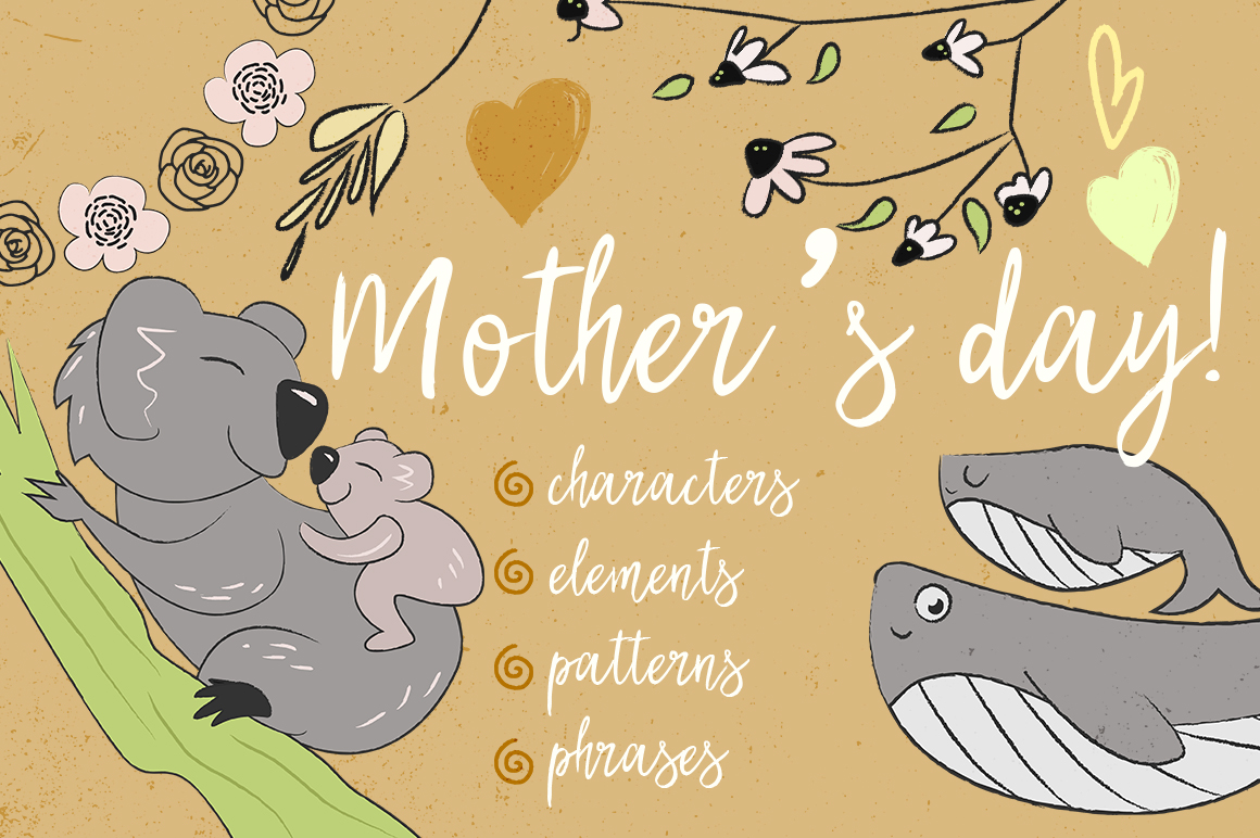Collection to Mother's day example image 1