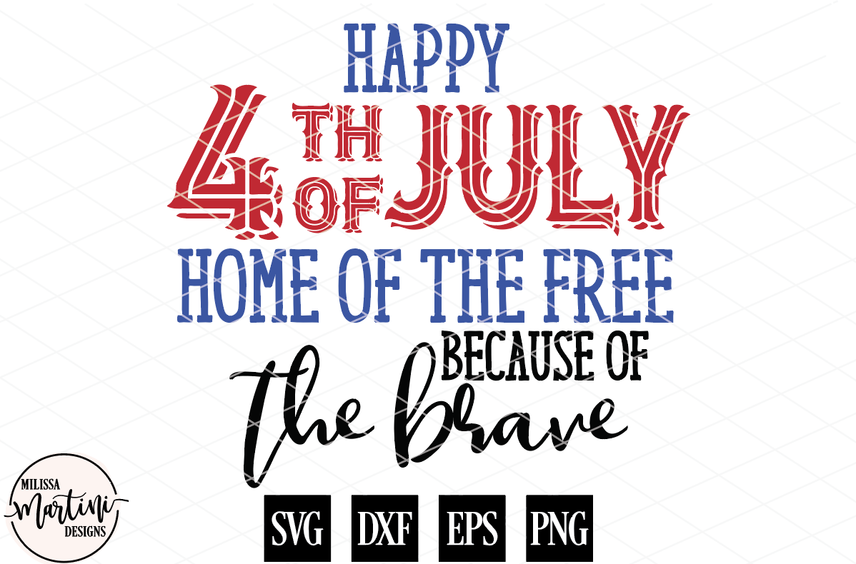 Happy 4th Of July example image 1