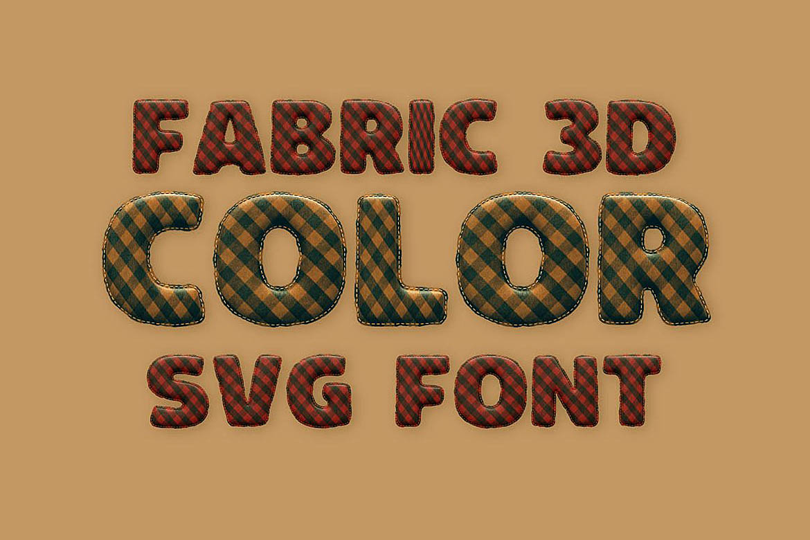 10 Color SVG Fonts 1 example image 6