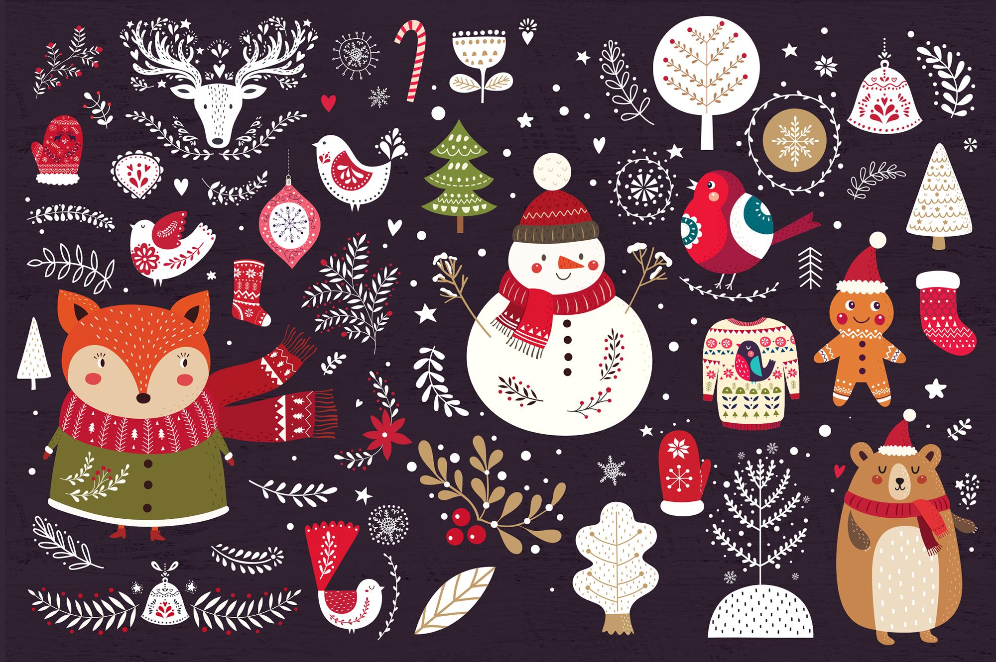 Big Christmas Bundle example image 8