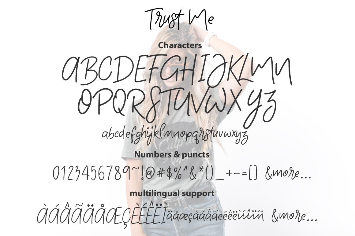 Trust me example image 4