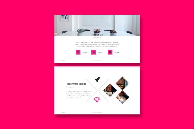 Jameela Beautiful Creative Presentation Slides Template example image 4