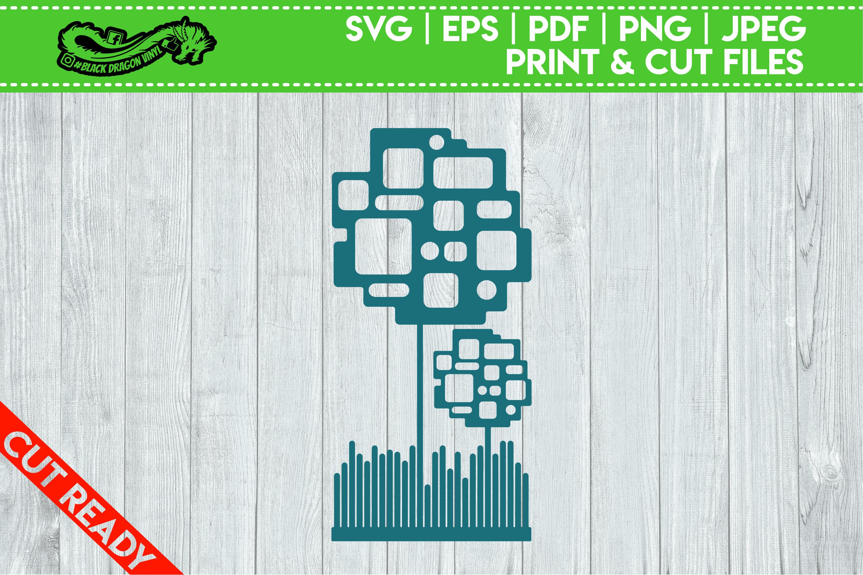 Art Deco Tree example image 1