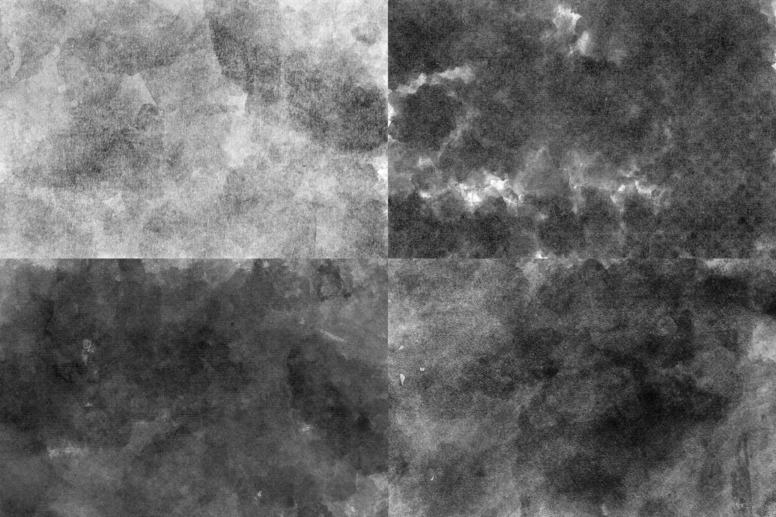 Grunge - Retro Paper Textures Pack example image 5