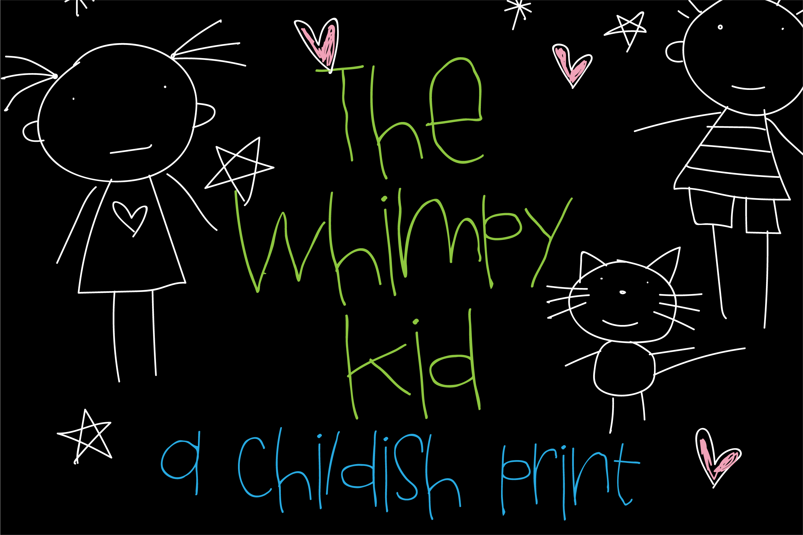 PN The Whimpy Kid example image 1