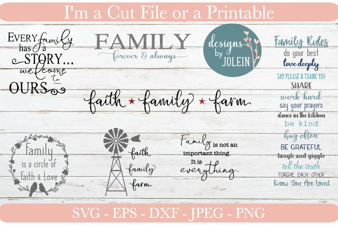 Family Bundle! example image 1