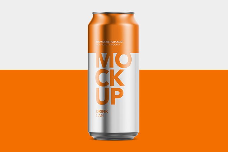 Drink Cans - Bundle Mockup example image 3