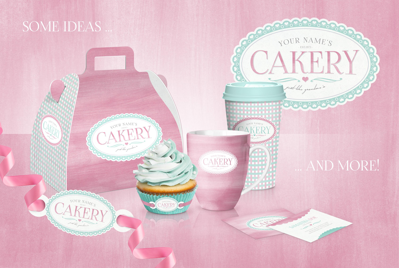 Grandma's Cackery - Brand Pack example image 3
