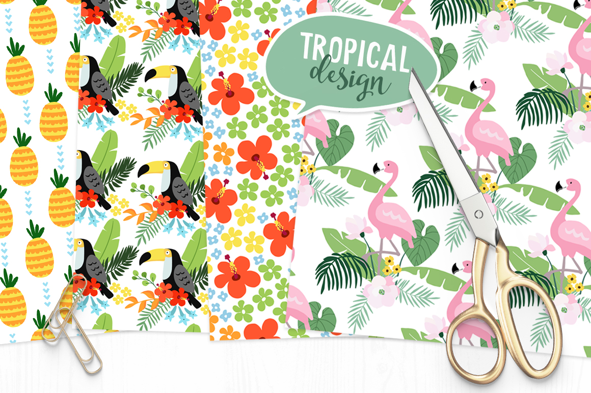 Tropical Summer Set example image 2