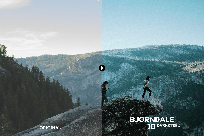 Bjorndale Presets for Lightroom & ACR, Desktop & Mobile example image 6