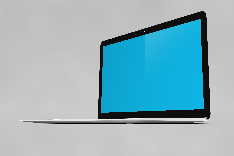 MacBook MockUp example image 9