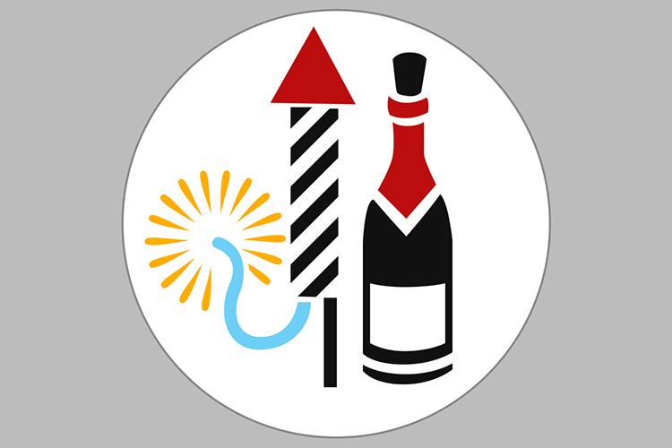 Crhistmas Wine Party Bundle example image 6