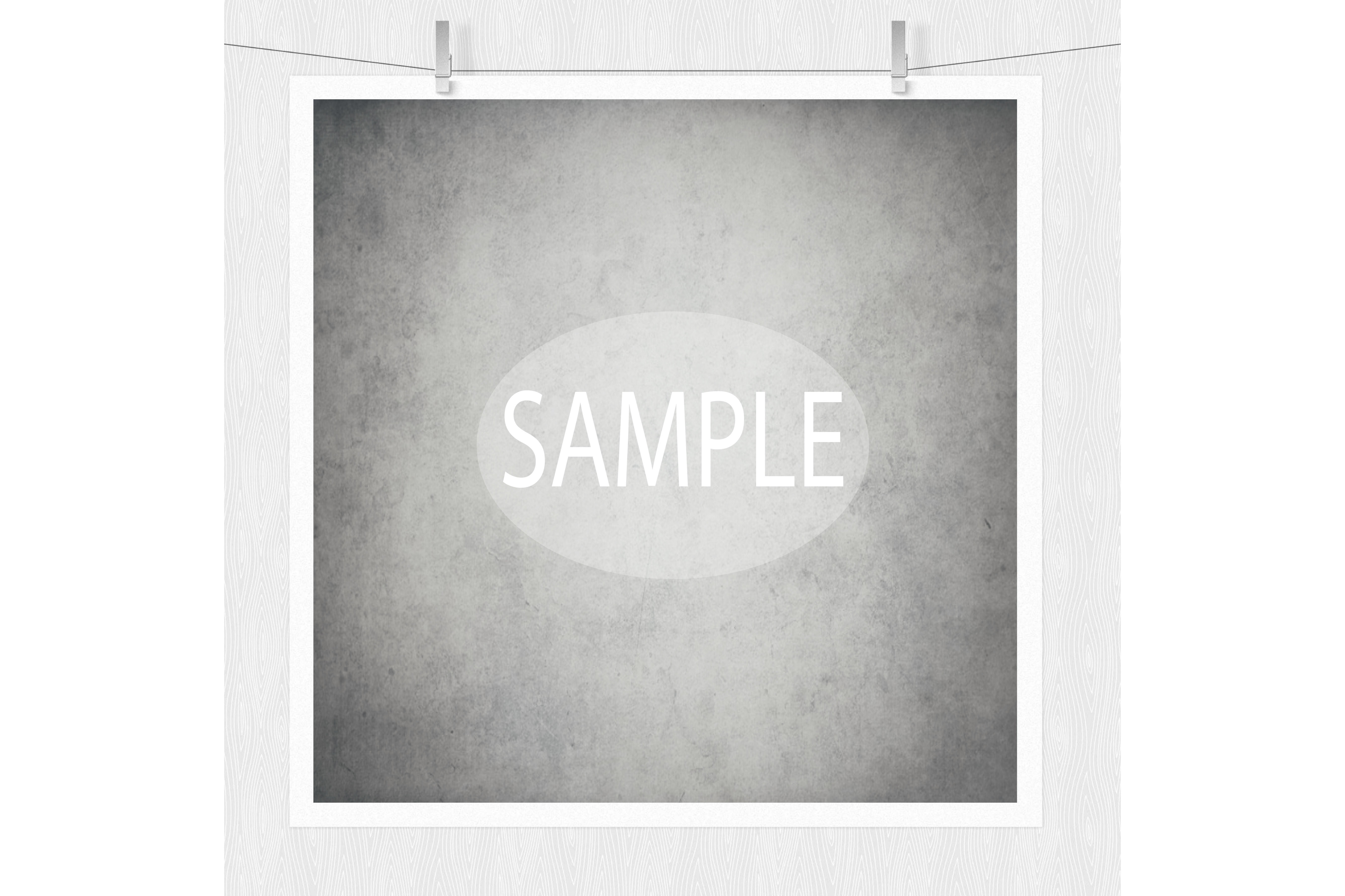 Vintage Paper Backgrounds - Textured Backgrounds in Shabby Chic Colors example image 3