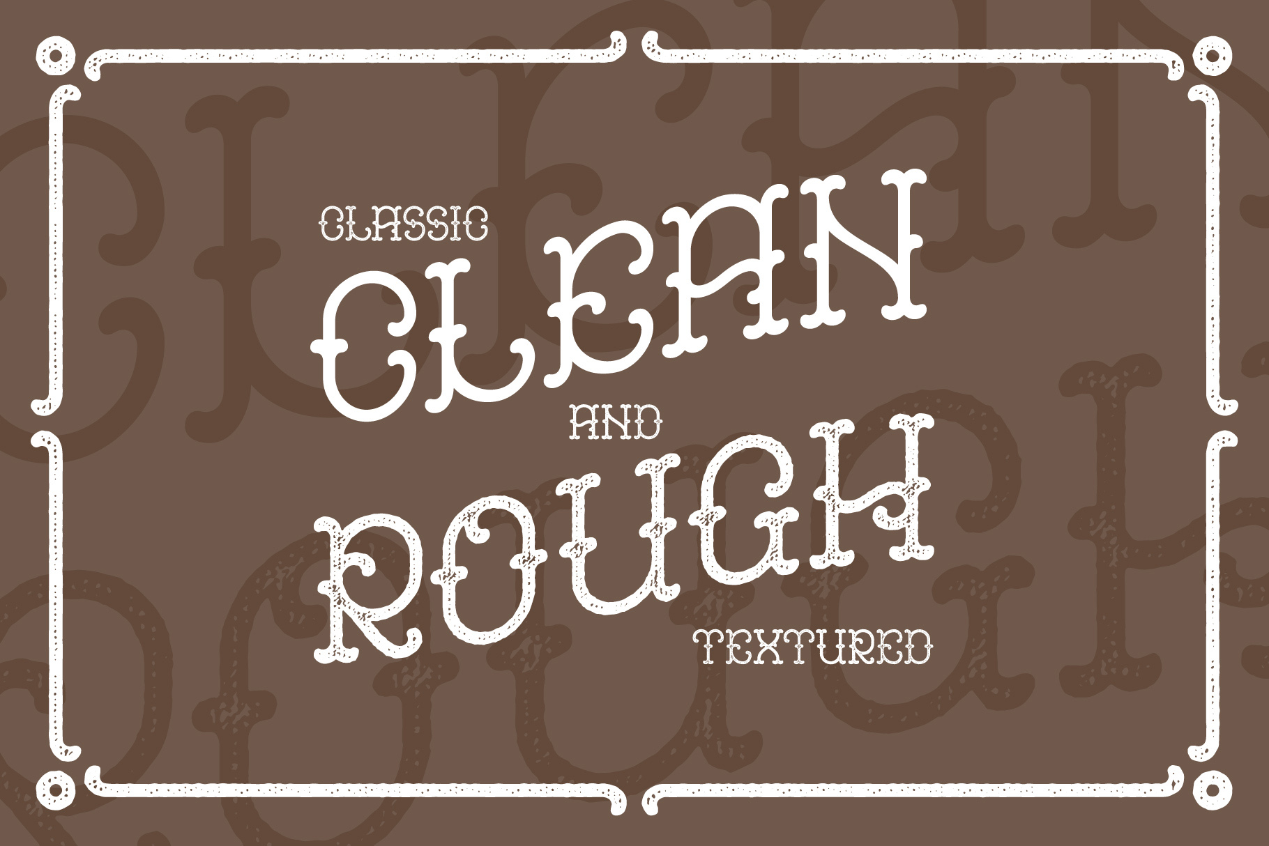 Anise Seeds typeface example image 3