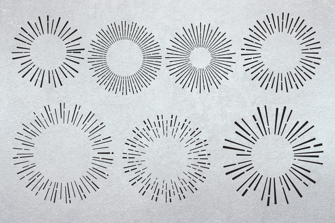 Sunburst collection example image 3