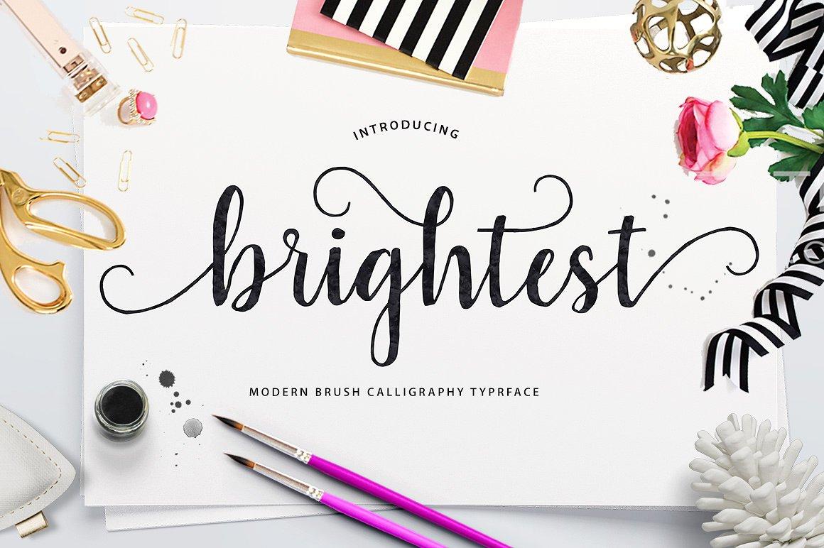 Brightest Script example image 1