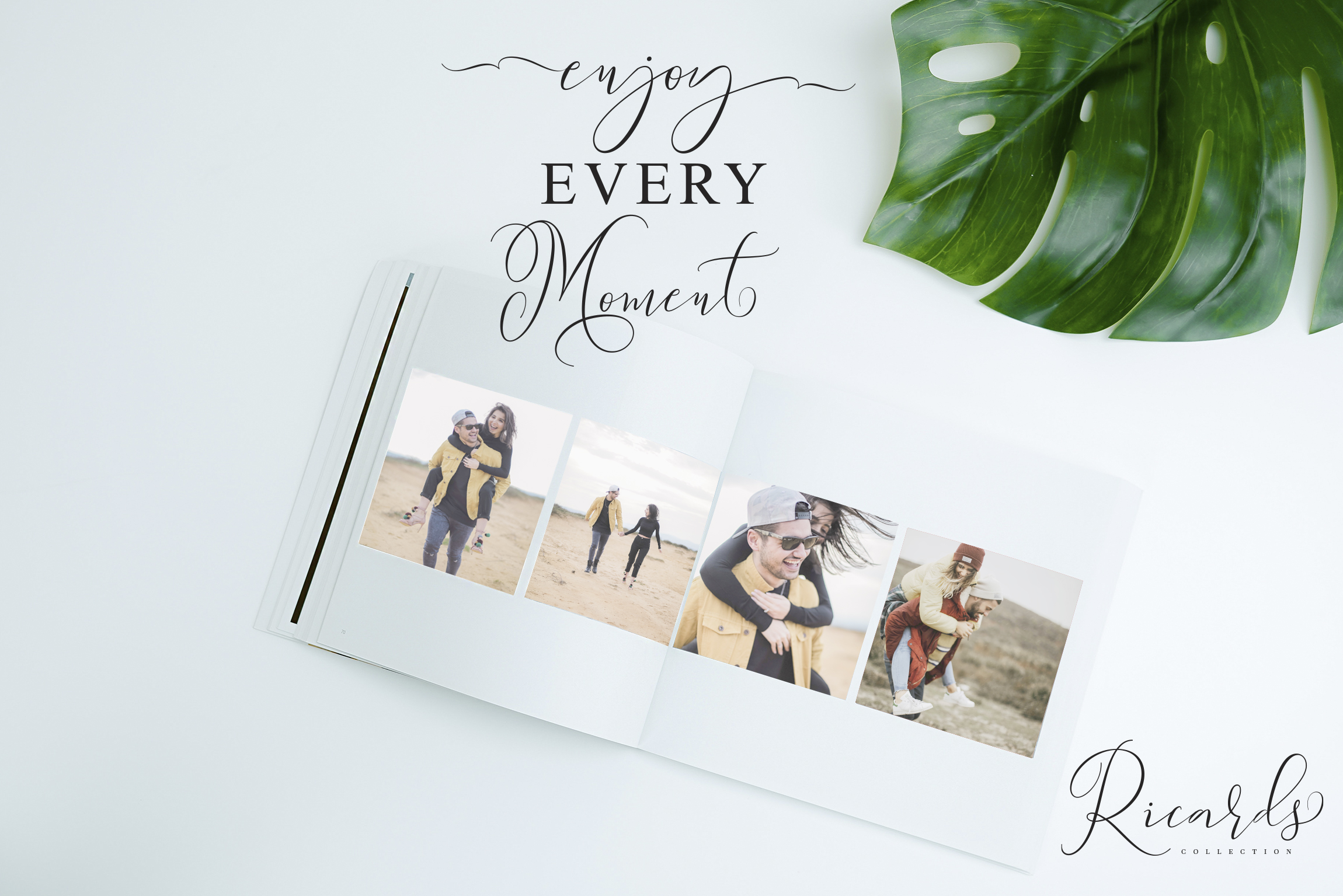 Sydnee Modern Calligraphy Font example image 6