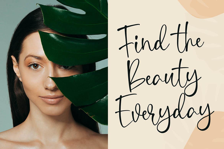 Shelina Beauty Script Font example image 3
