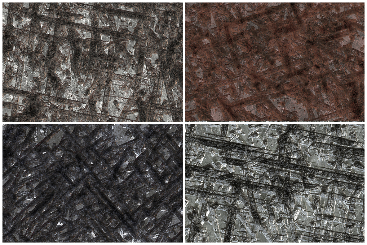 10 Gouged Wall Background Textures example image 2