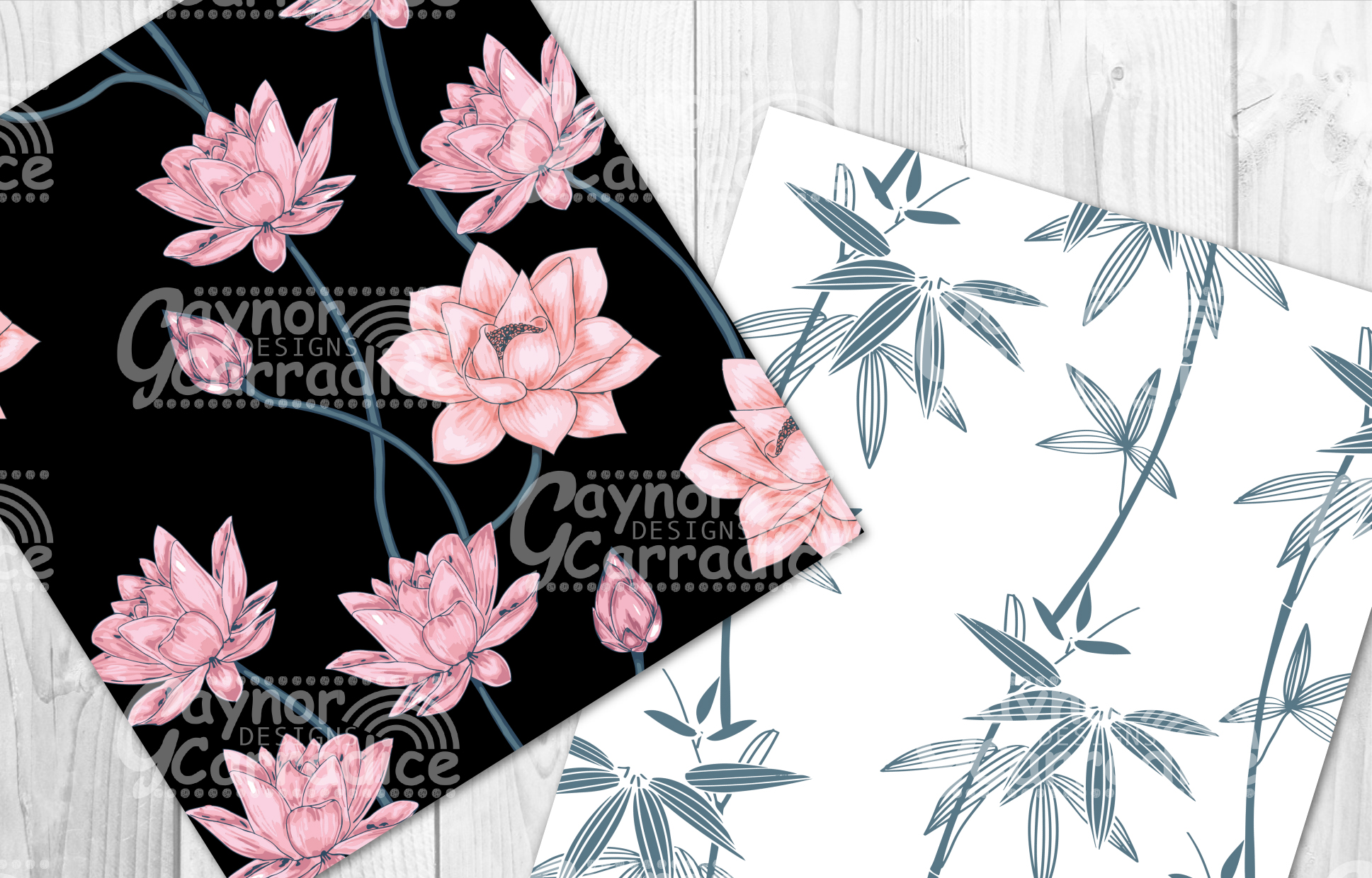 Pure Zen Pattern Collection example image 3