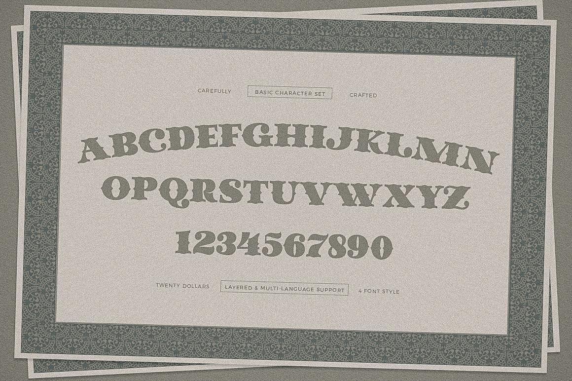 Quinter Typeface example image 3