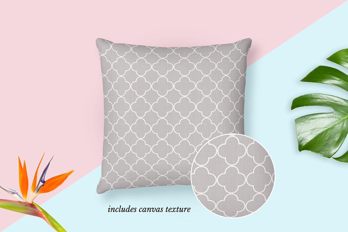 Pillow Mock-up. Smart & Simple example image 2