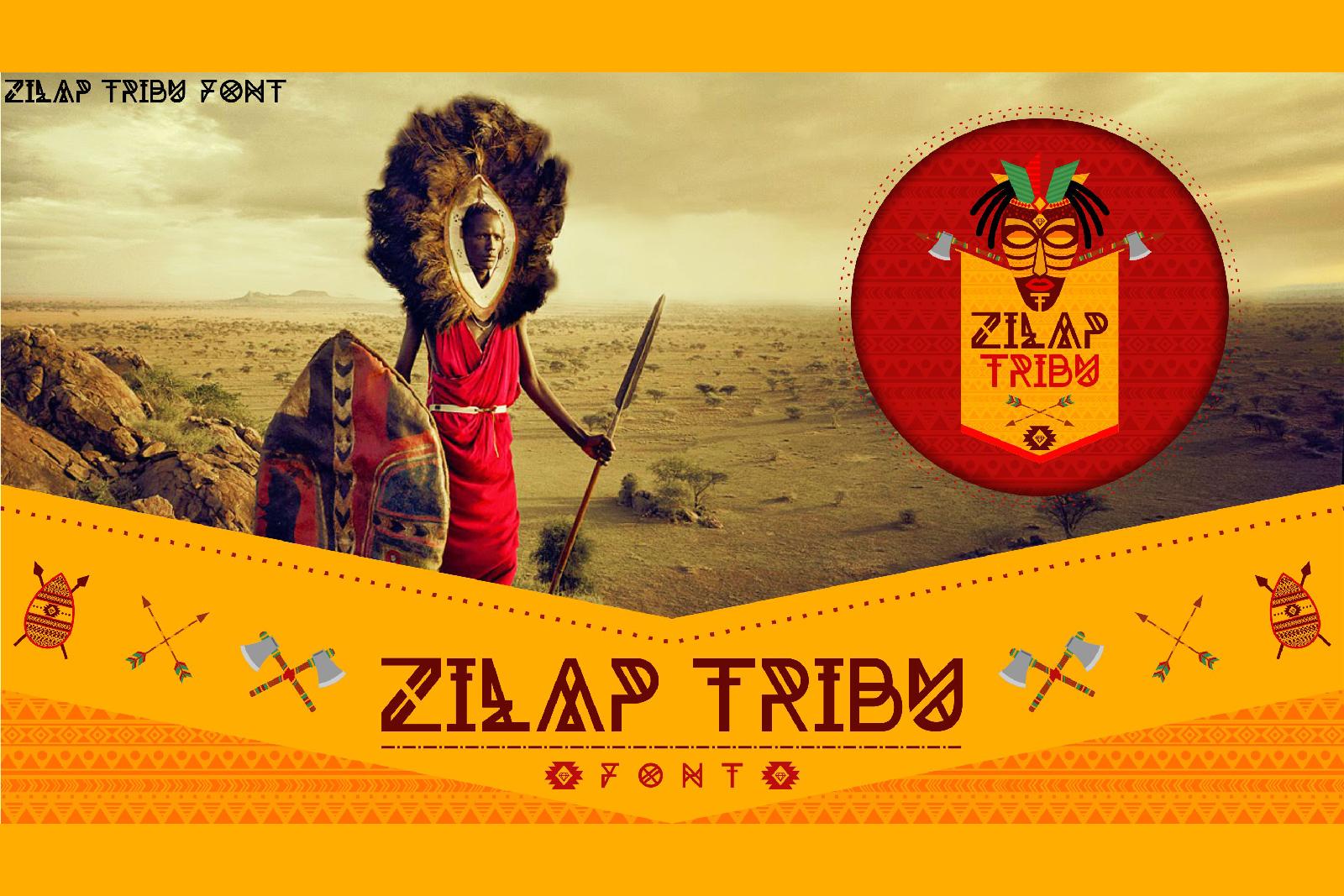 Zilap Tribu example image 1