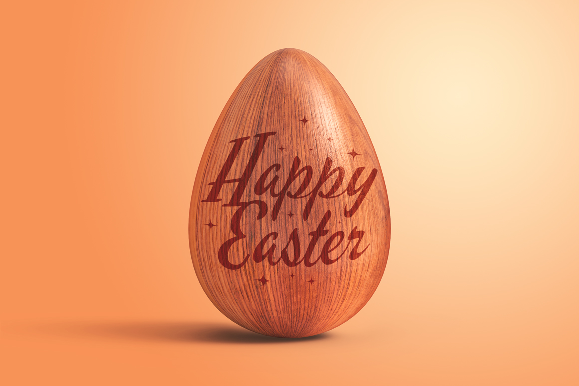 Easter Egg Mockups and Images example image 15