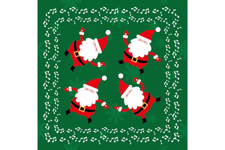 Christmas Patterns Collection. 12 of the jpeg files in resolution 4167*4167 px and 12 files eps8. example image 5