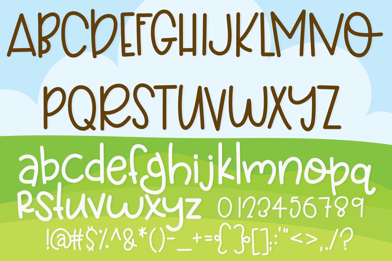Grumplestilskin - A Handwritten Font example image 2