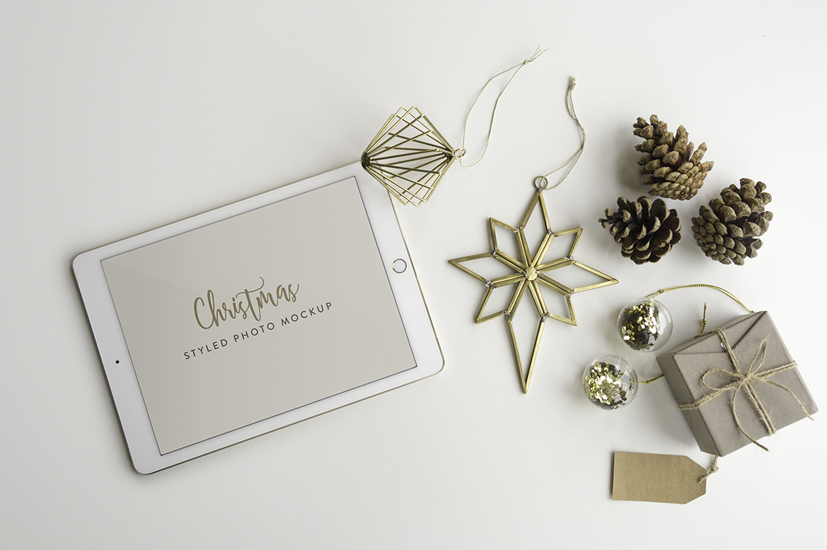 Christmas Styled Photo&Mockup #01 example image 10