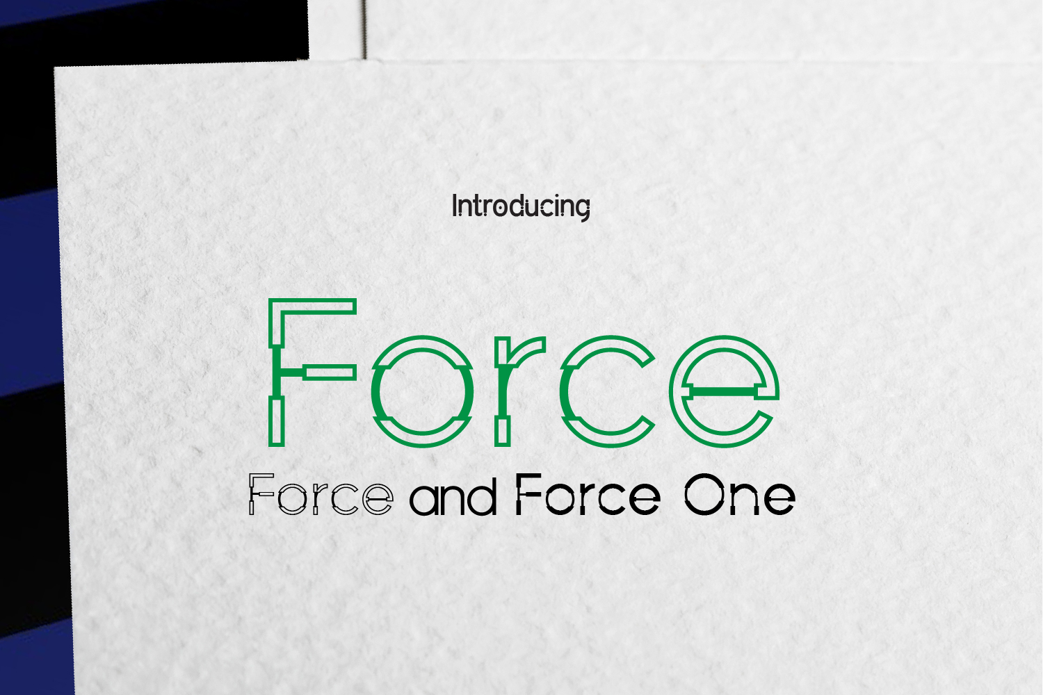 Force - Force One example image 1