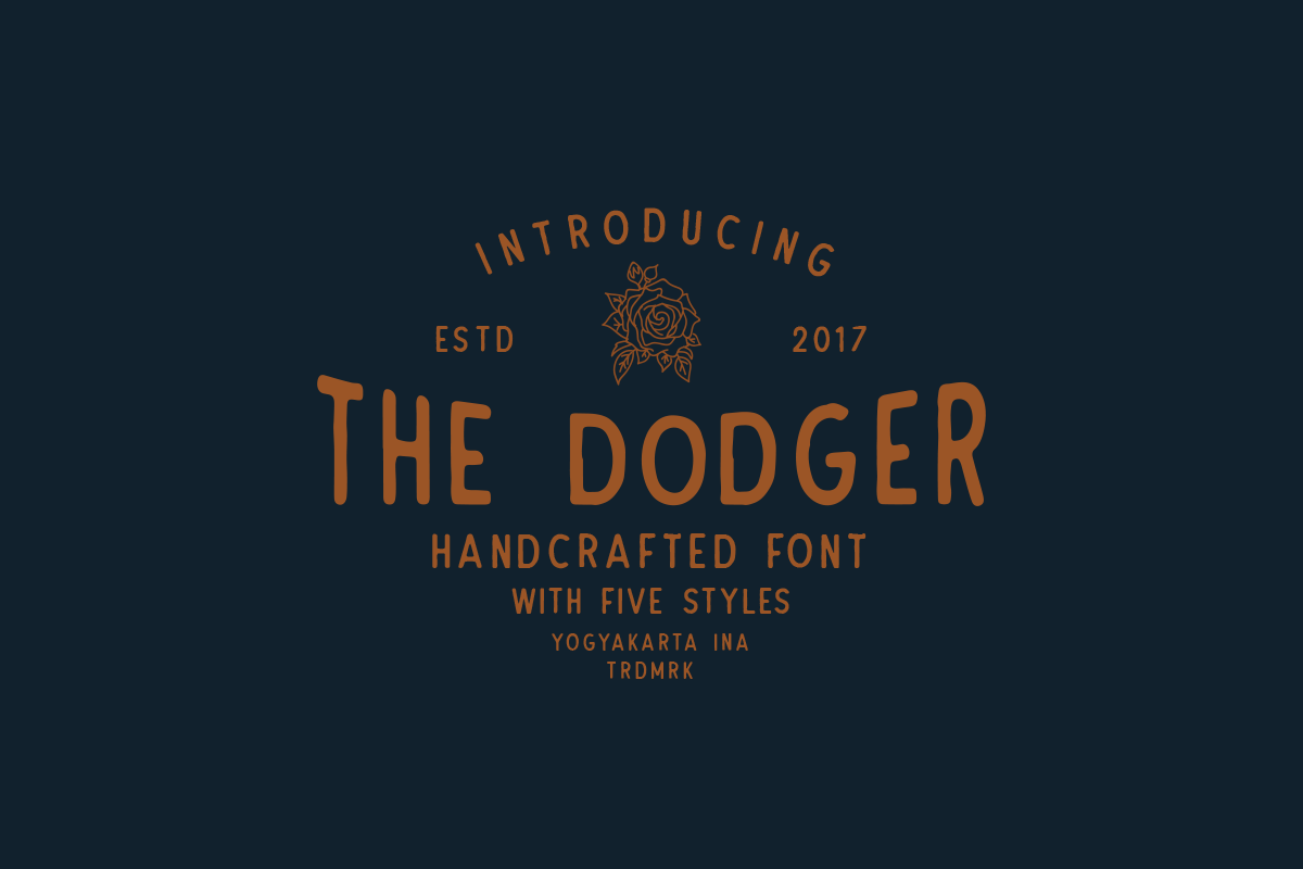 The Dodger + Extra Vector example image 1