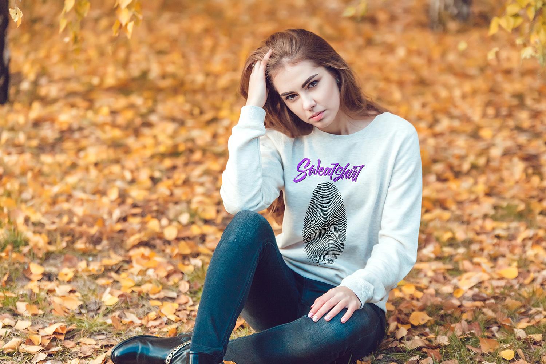 Sweatshirt Mock-Up Vol 3 example image 16