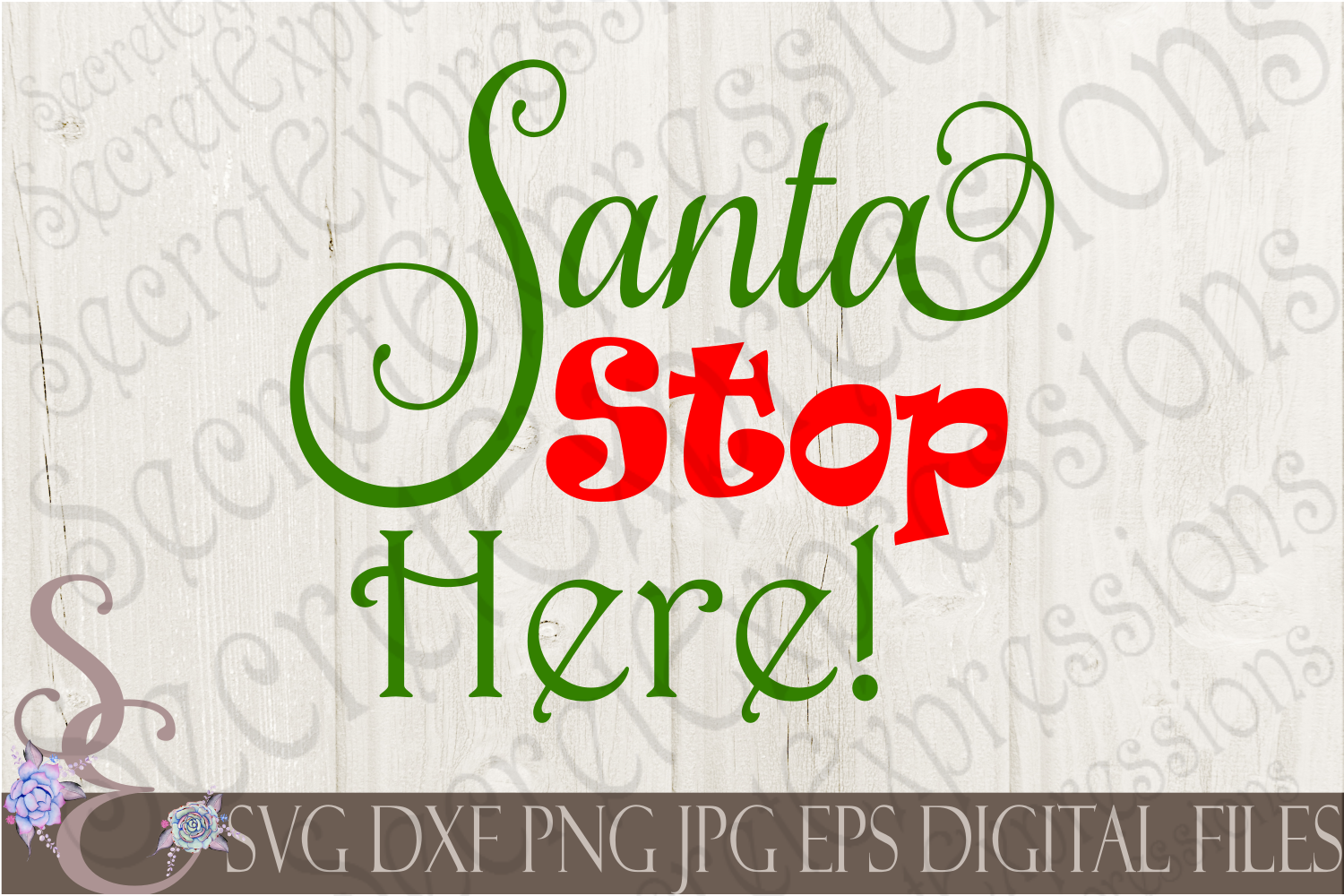 Kid Christmas SVG Bundle 9 Designs example image 8