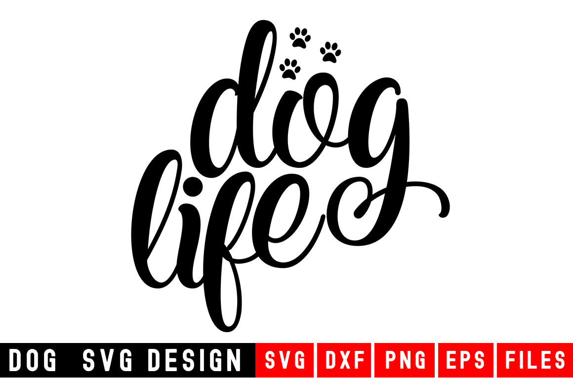 Dog SVG Bundle|10 Designs|Pet Mom Bundle example image 4