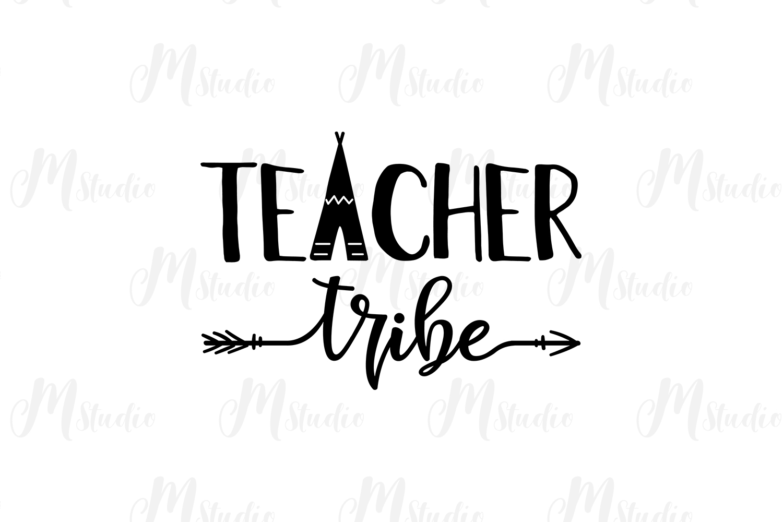 Teacher SVG Bundle. example image 24