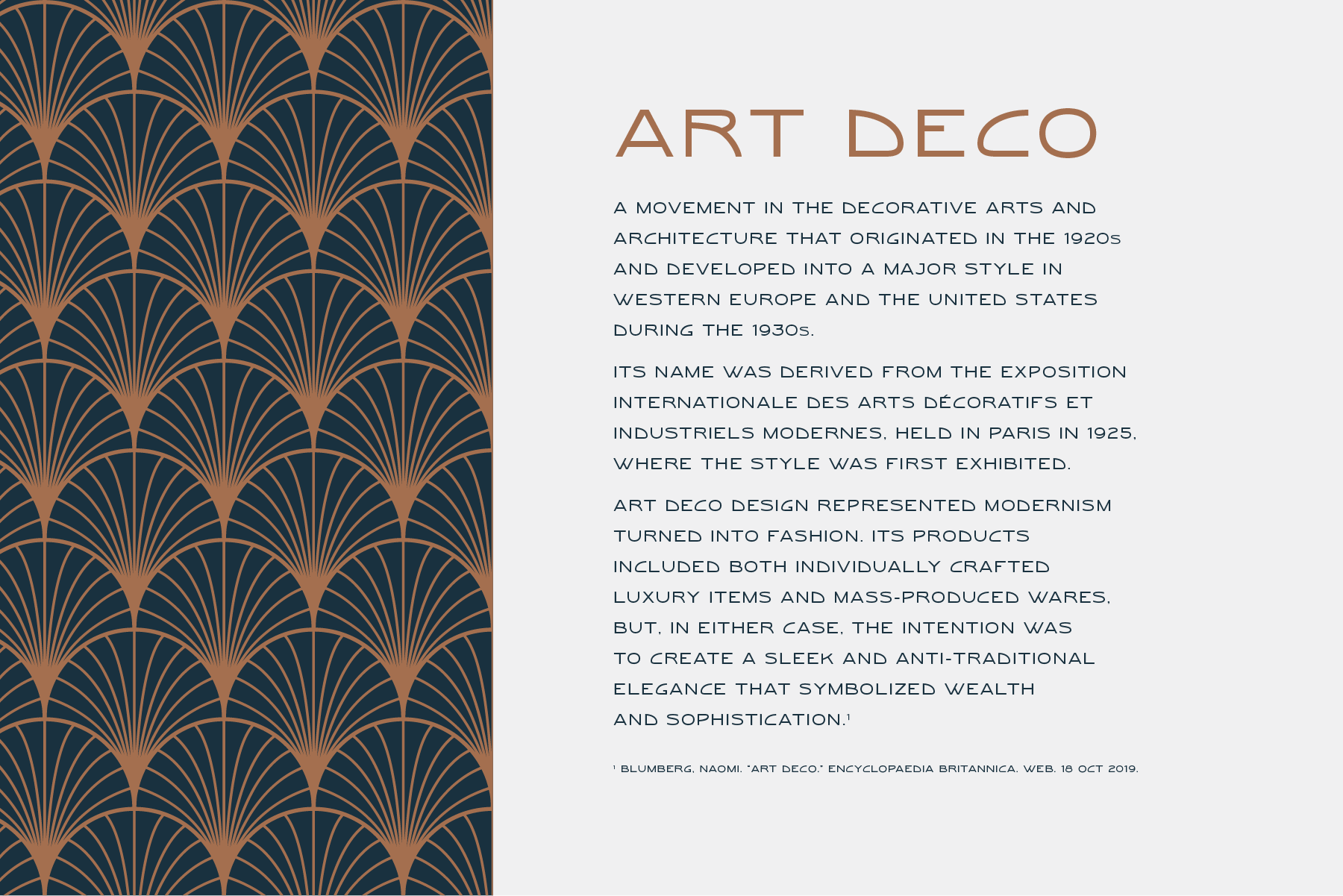 Balfour Art Deco Revival Font example image 9