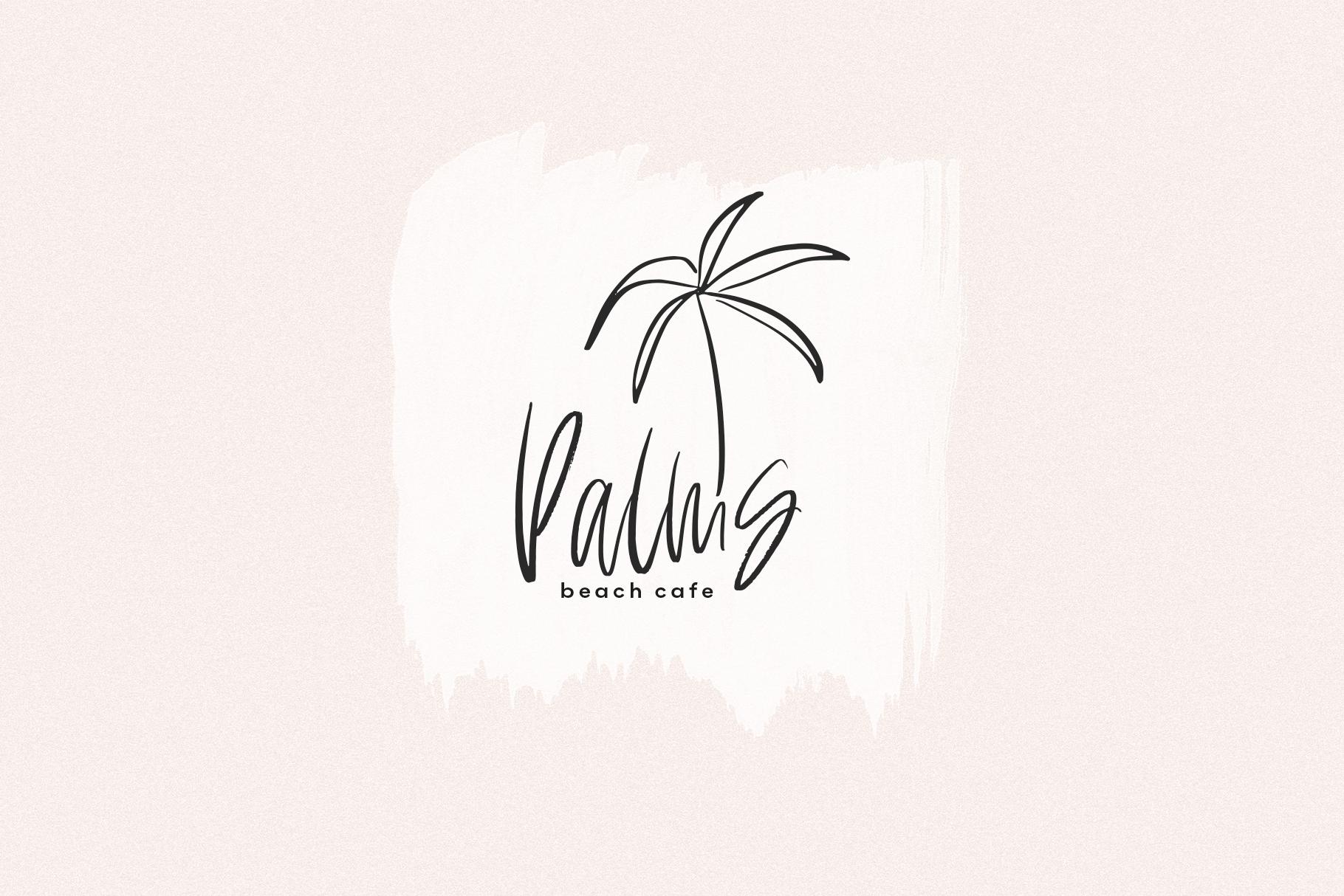 Hamor Island - Handwritten Script Font with Extras example image 17