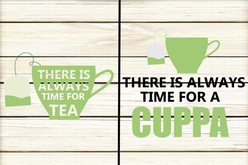 Tea Quotes Bundle example image 4