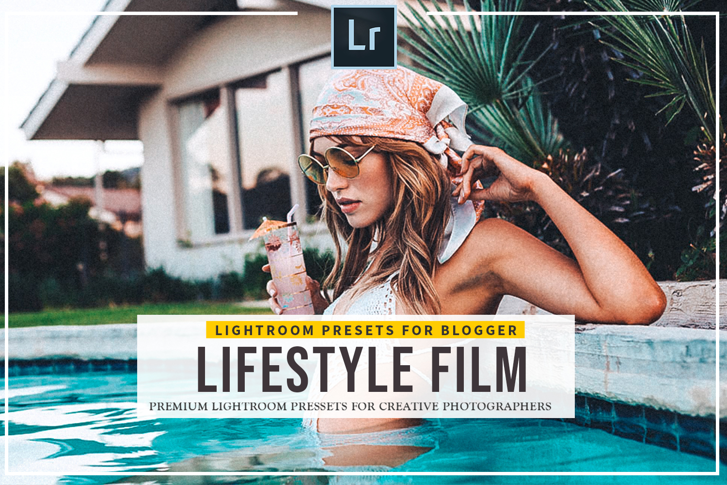 Lifestyle Film Lightroom Presets example image 1