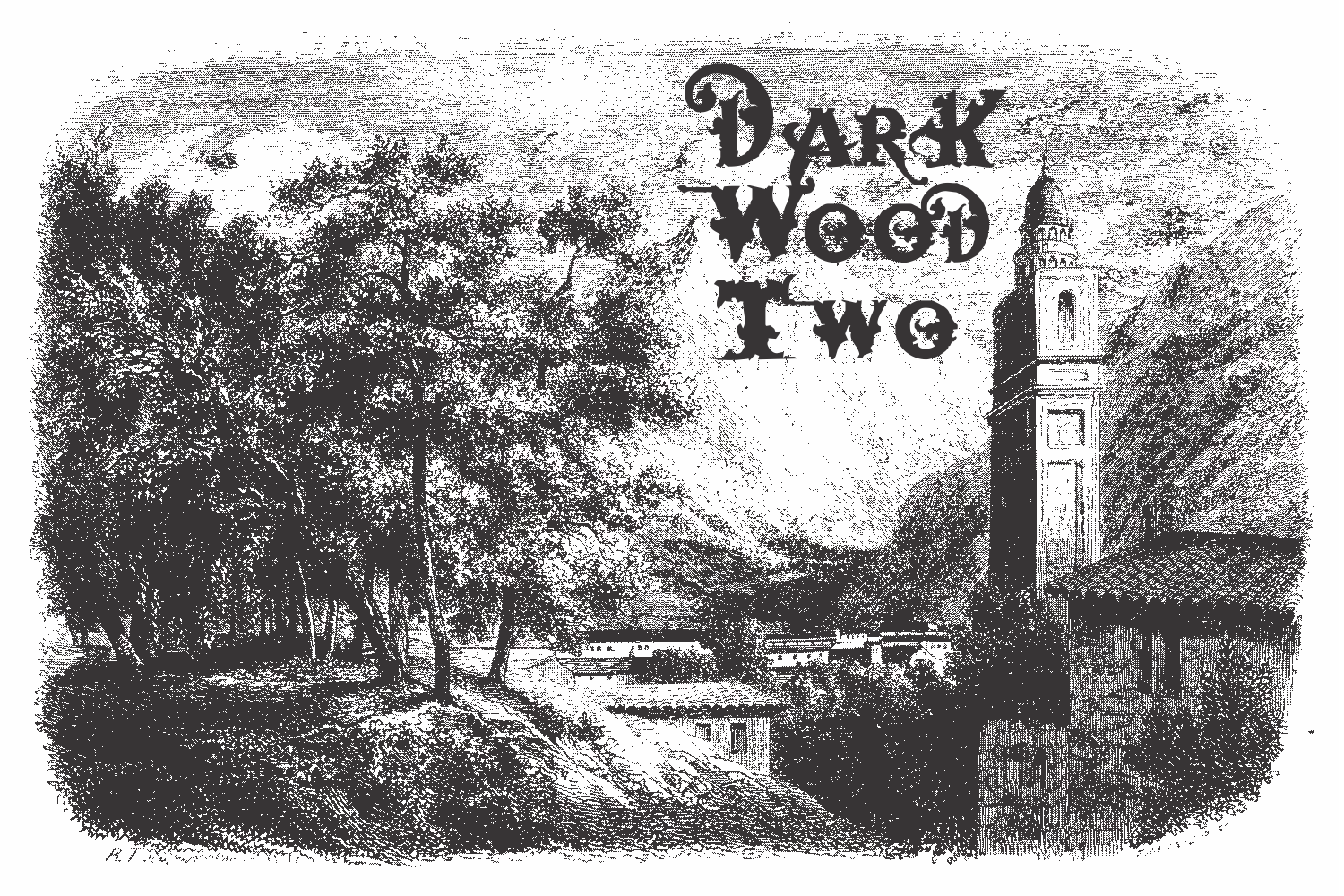 Dark Wood (family pack) example image 3