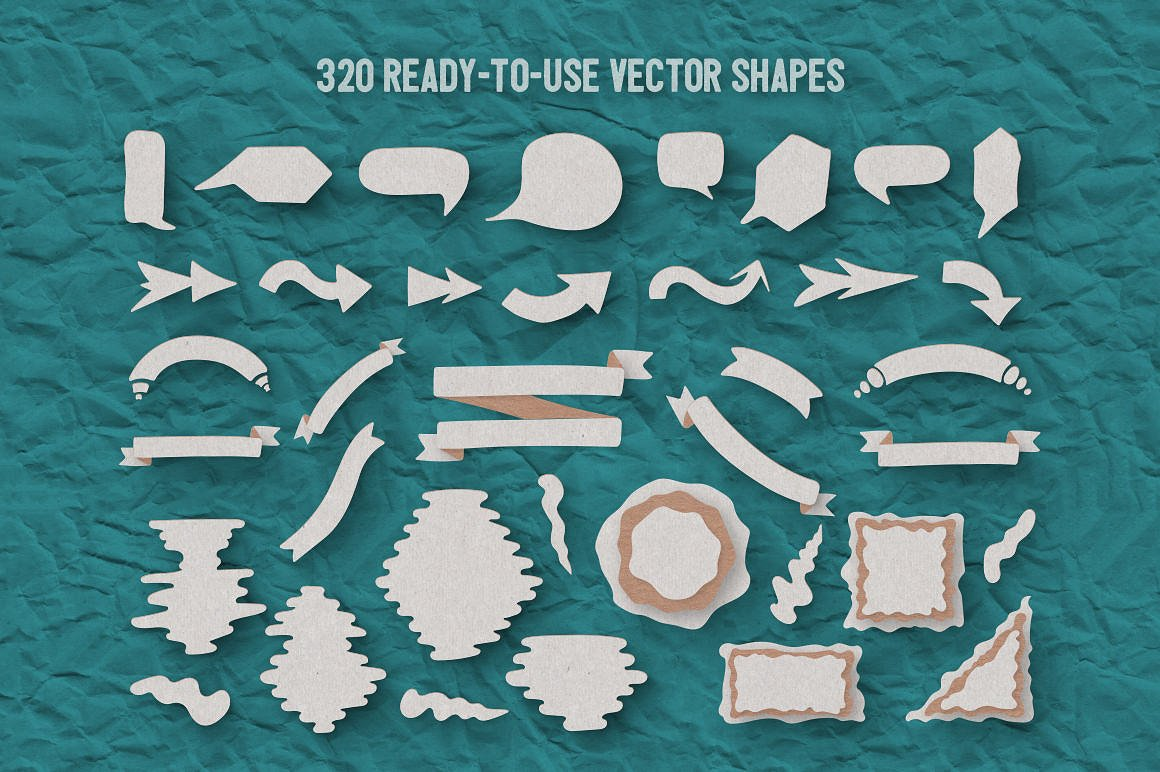 Paper Kingdom For Photoshop example image 12