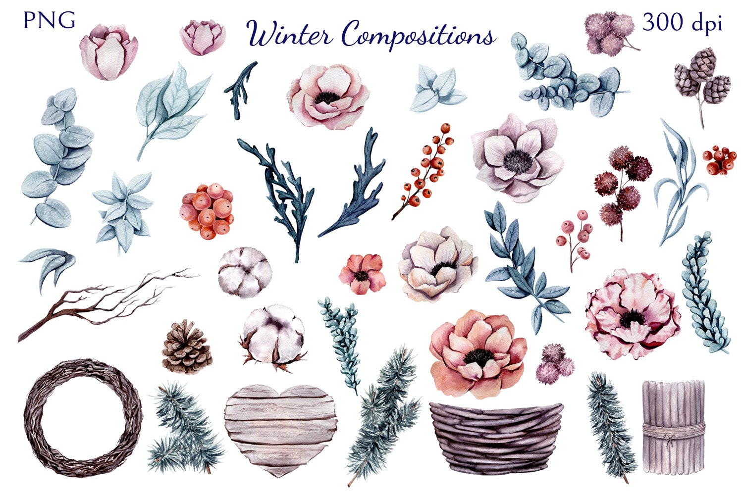 Winter Compositions example image 5