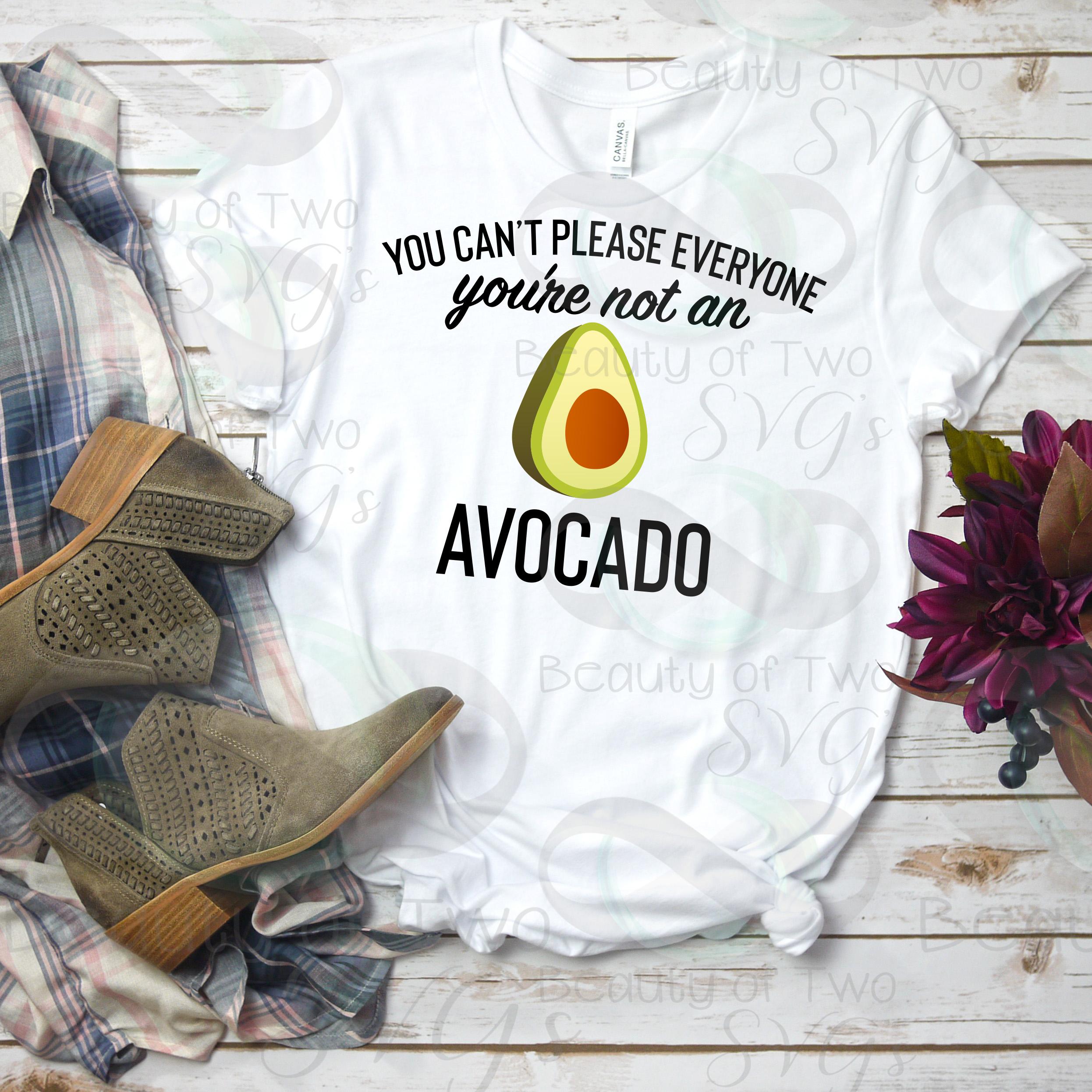 Cinco de Mayo avocado svg & png, Avocado funny shirt svg example image 2
