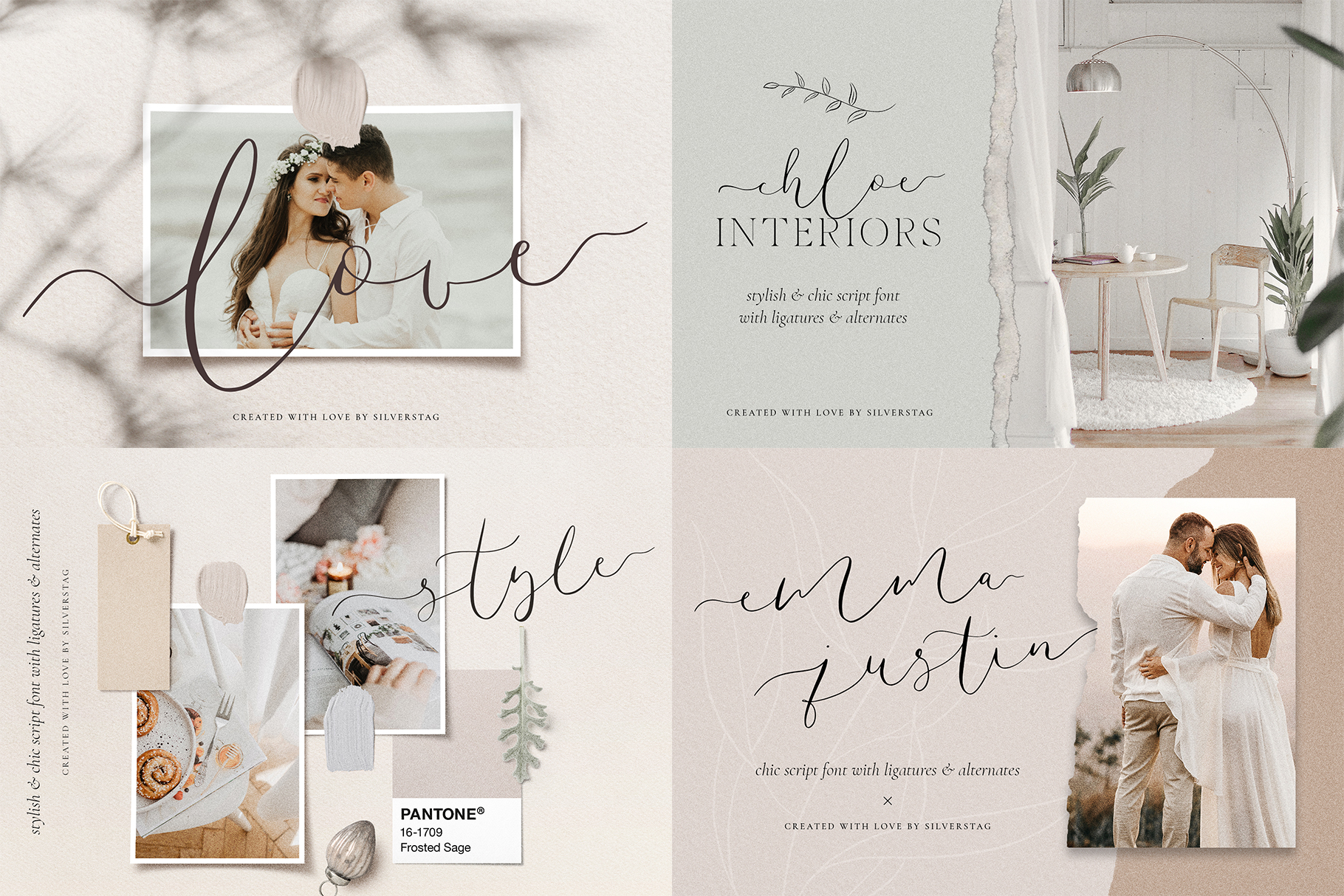 Font Bundle - Limited Time Edition With 80 Percent OFF example image 23