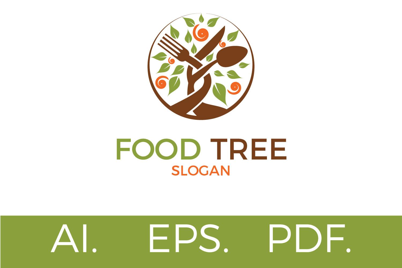 Food Tree Logo example image 1