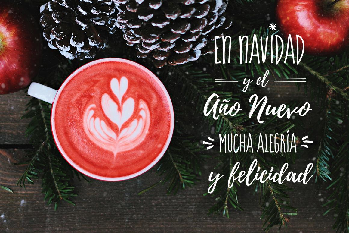 Spanish Christmas Photo Overlays example image 6